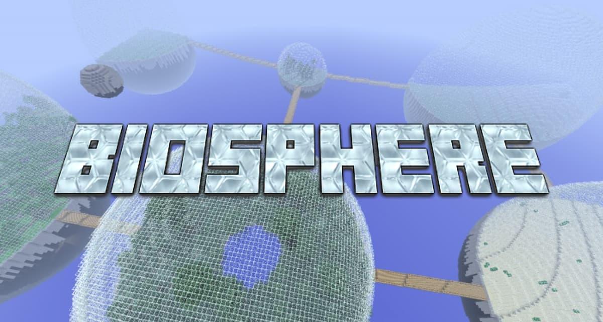 Bio sphère – Mod – 1.7.10 / 1.15.2