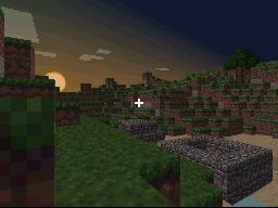 DScraftV2 , Minecraft sur DS