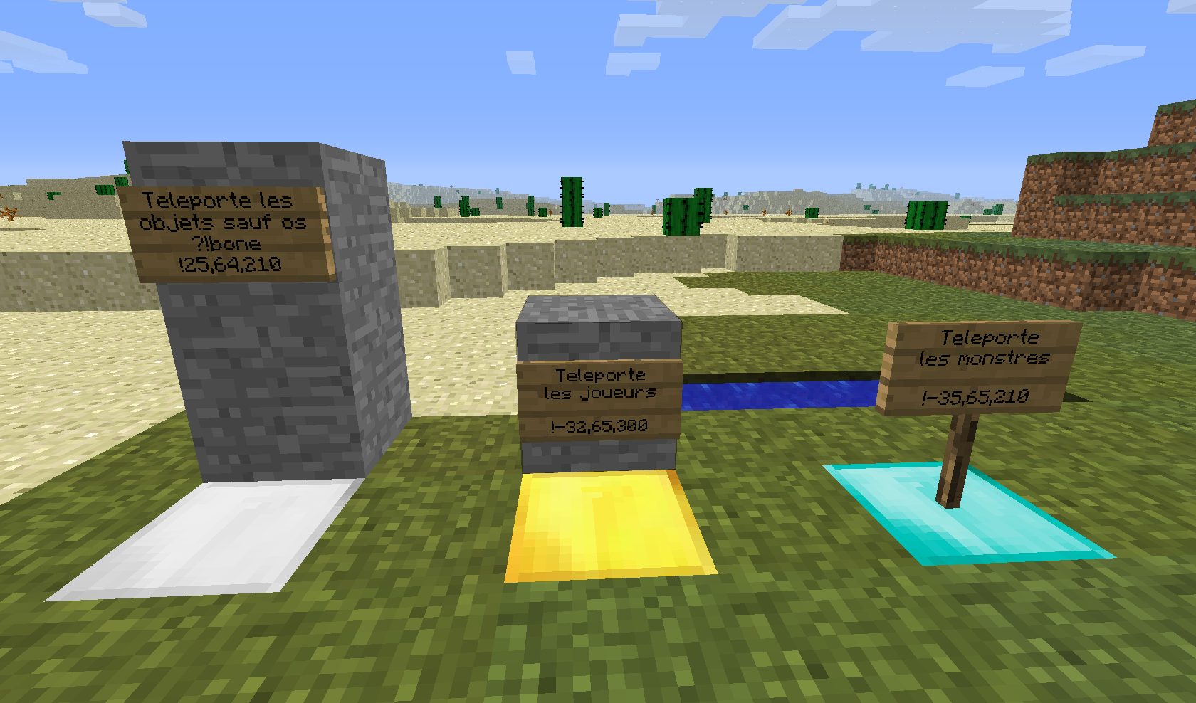 Comment avoir une epee cheater dans minecraft - Comment faire une table dans minecraft ...
