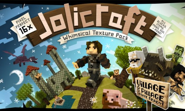 JoliCraft – PACK DE TEXTURES – 1.8 → 1.16