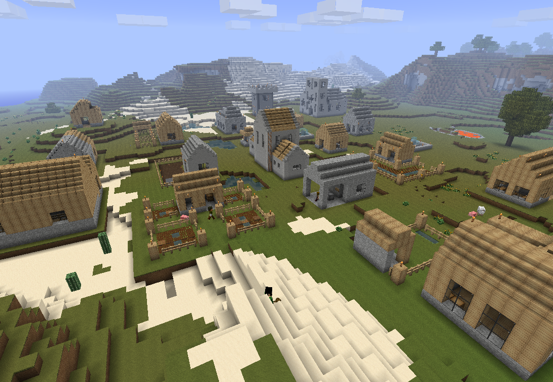 largevillage Millenaire [1.0.0]