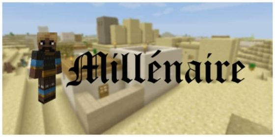 mod minecraft millenaire