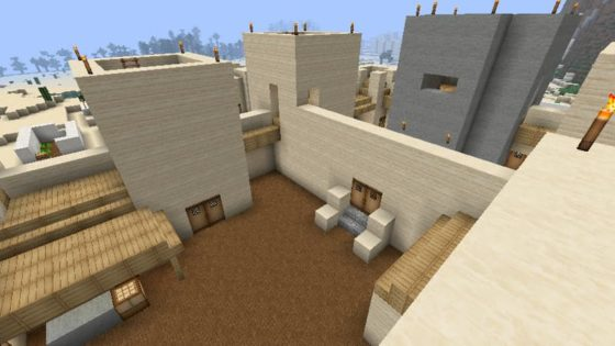 mod millénaire minecraft village indien