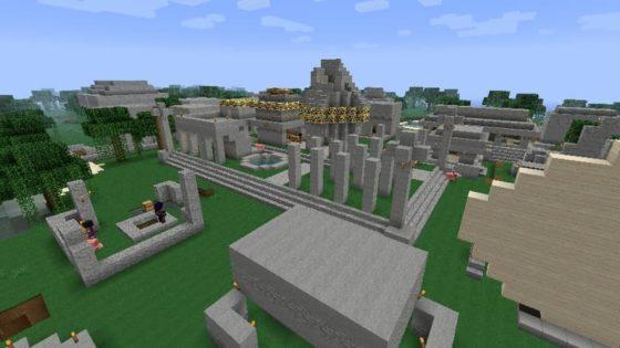 mod millénaire minecraft village mayas