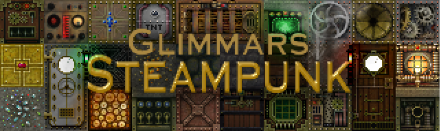 Glimmar's Steampunk [1.7.3] [32×32]