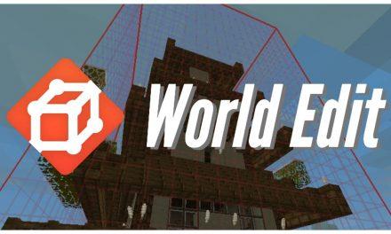 World Edit – 1.7.10 → 1.17.1