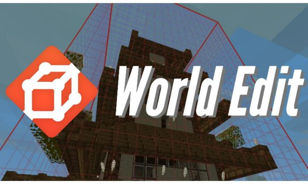 World Edit – 1.7.10 → 1.16.1
