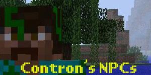 [1.8.1] Contron's NPCs