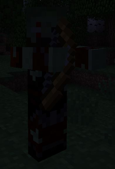 Le zombie Archer1 [1.8.1] The Zombie Mod