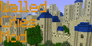 Walled City Generator [1.8.1]