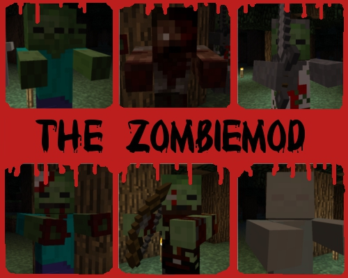 ZombieMod Présentation1 [1.8.1] The Zombie Mod