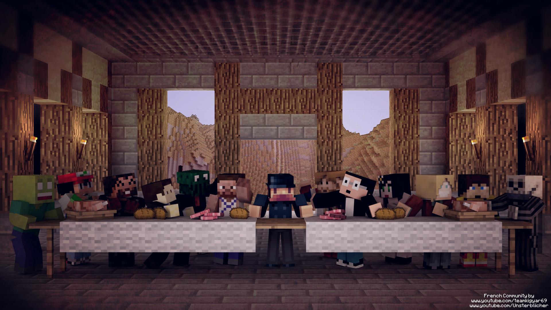 Kigyar69 Et Unsterblicher Au Mus 233 E Minecraft Fr