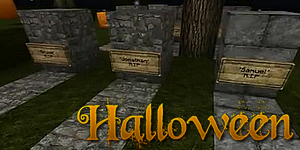 [plugin] Halloween