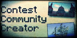 CONTEST COMMUNITY CREATOR 6