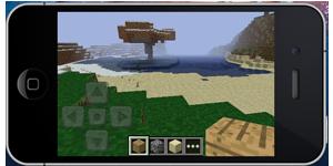 Minecraft confirmé sur iOS