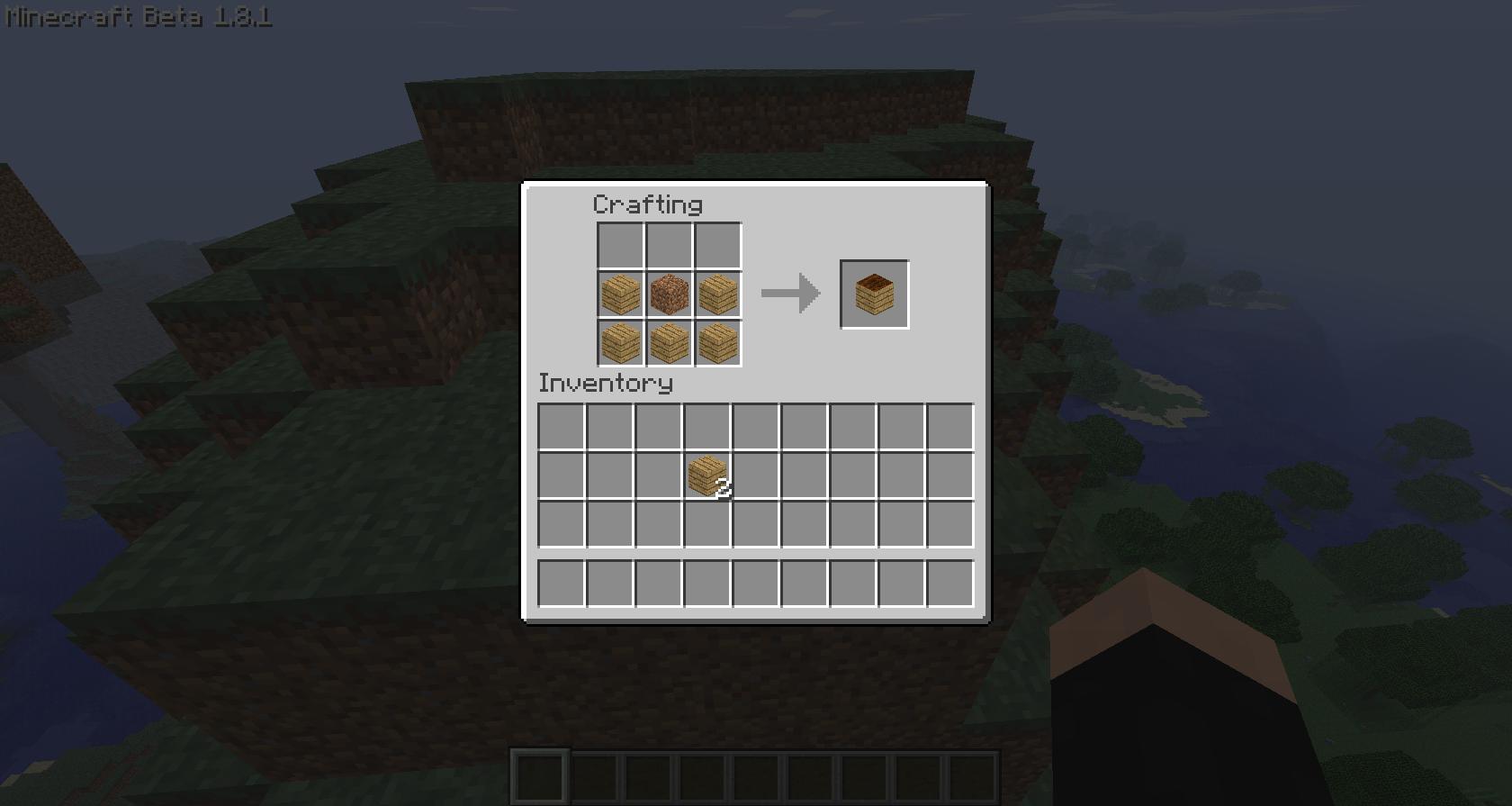 1 1 gardencraft - Minecraft comment faire une table de craft ...