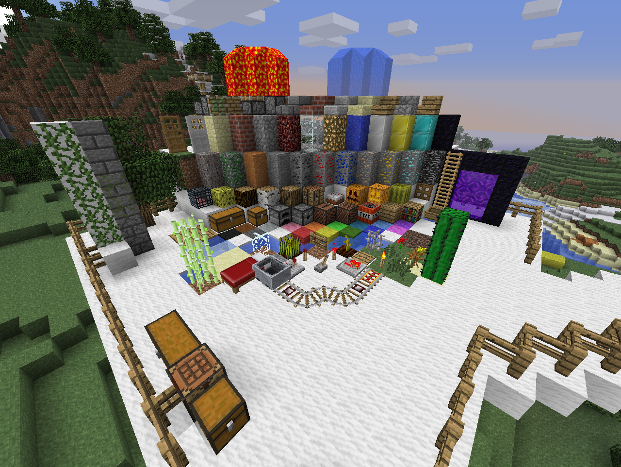 1.0.0] Defined Pack x32+   Minecraft.fr