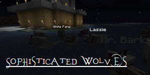 [1.8.1] Sophisticated Wolves