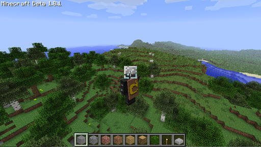 M2gJe [1.0.0] Minecraft Capes and More