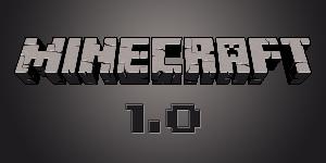 Sortie de Minecraft 1.0
