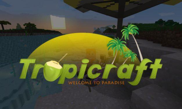 [Mod] Tropicraft – 1.7.10 → 1.12.2