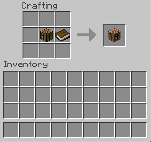 1.0.0] Crafting Table II | Minecraft.fr