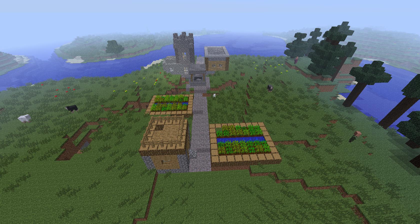 2011 12 20 11.27.45 [1.0.0] Village Mod (v1.1)