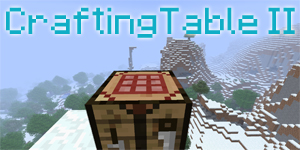 [1.0.0] Crafting Table II