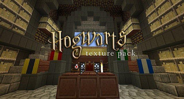1 0 0 Hogwarts 16x Minecraft