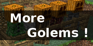 [1.0.0] More Golems