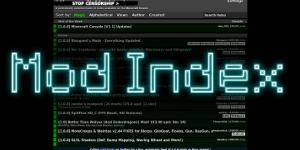 [WEB] Mod Index