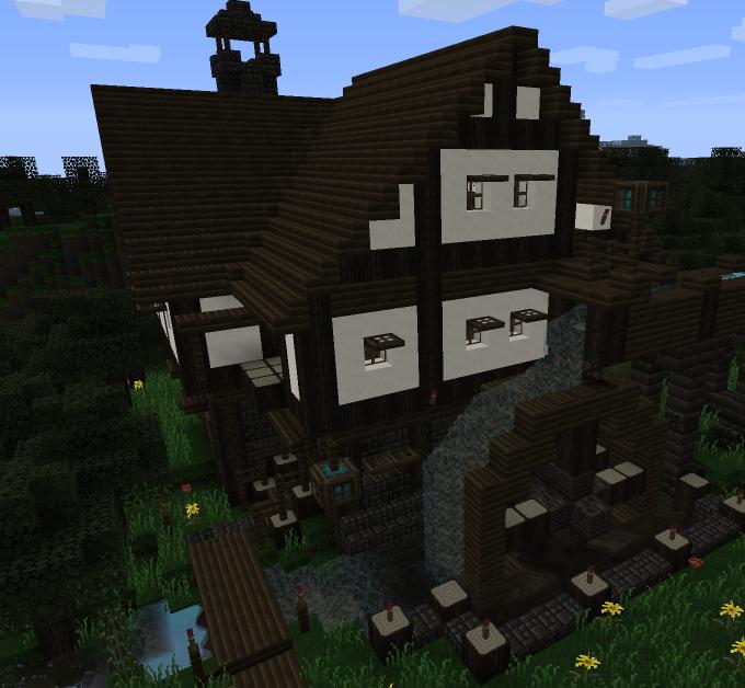 interieur maison m 233 di 233 vale minecraft