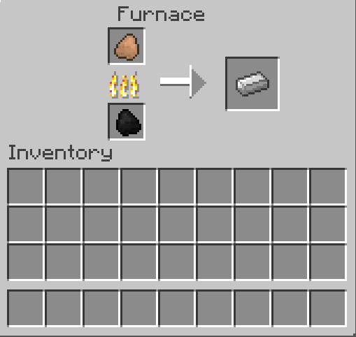comment trouver du fer minecraft