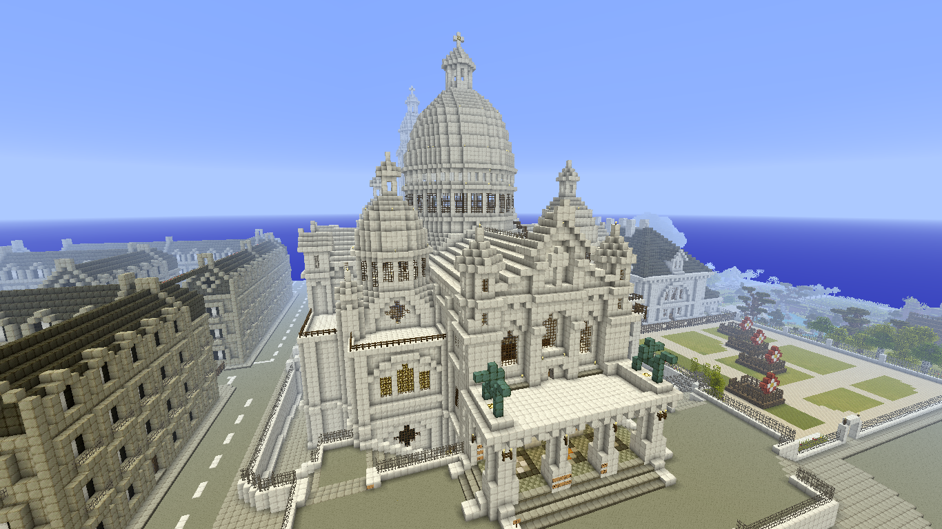 La France A Une Incroyable Map 7 Minecraft Fr