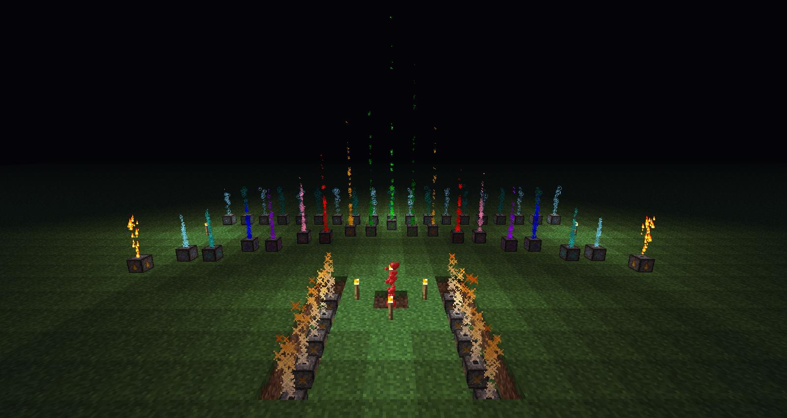 1 0 0 Particle Decoration Minecraft Fr