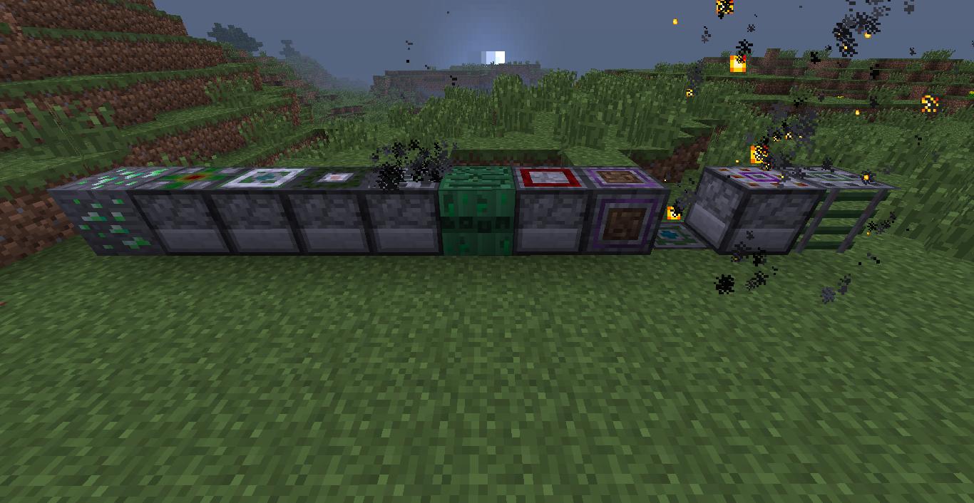 Tous les blocs