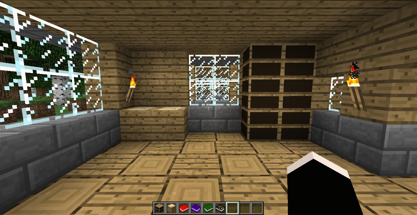 2012 01 08 18.22.48 [1.1] Les livres dans Minecraft