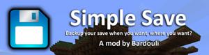 [1.1] Simple Save