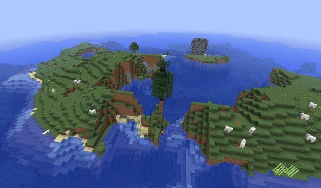 [1.1] HardCore Island
