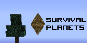[1.1] [v1.5] Survival Planets