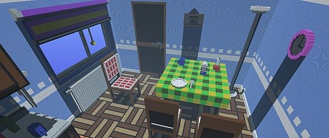 Minecraft Comment Crer Une Belle Maison. Awesome Tape Tape Crer Le ...