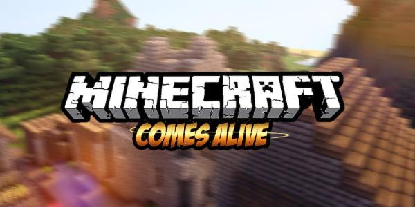 [Mod] Minecraft Comes Alive [1.7.10 – 1.12.2]