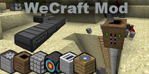 [1.1] WeCraft mod