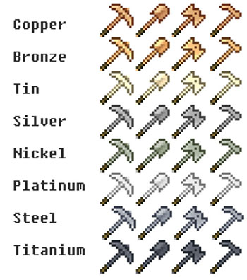 1 2 5 weaponizer - Minecraft outils ...