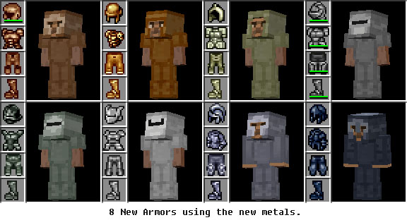 armors [1.2.5] Weaponizer