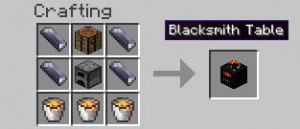 blacksmithtable 300x129 [1.2.5] Weaponizer