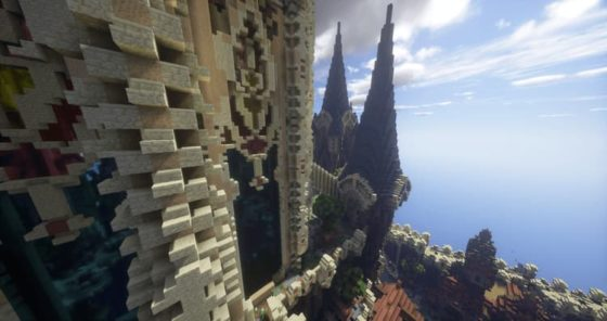 sonic ethers unbelievable shaders chateau