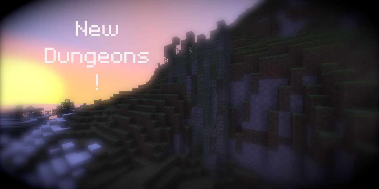 [1.2.3] New Dungeons
