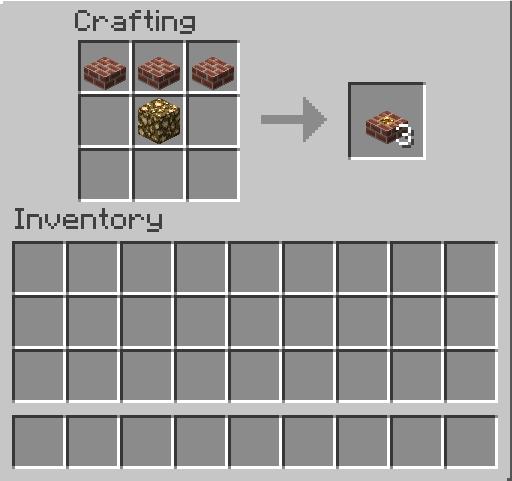 Dalle De Bois Minecraft : en dalle de gr?s. La lampe en dalle de bois. La lampe en dalle de