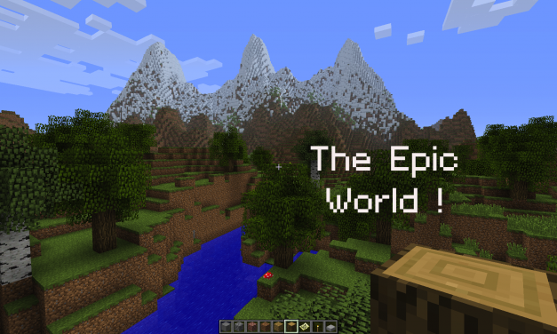 [1.2.3] The Epic World